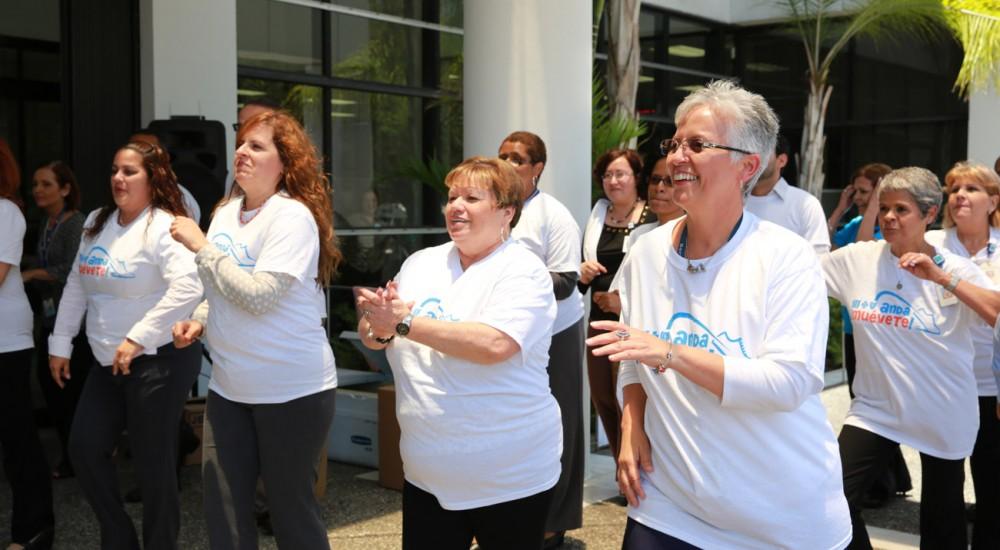 Anda, ¡Muévete! Un programa para promover la actividad física y una mejor salud