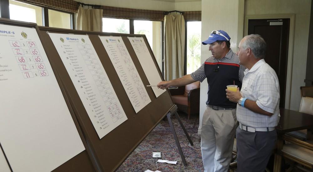 Torneo de Golf Triple-S recauda $112,500 para nueve instituciones