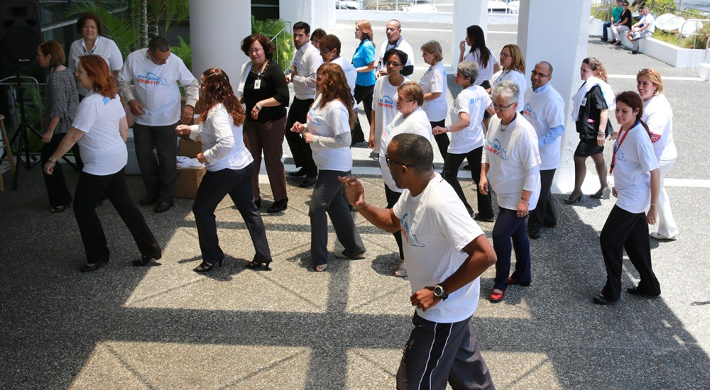 Anda, ¡Muévete! A program to promote physical activity and better health