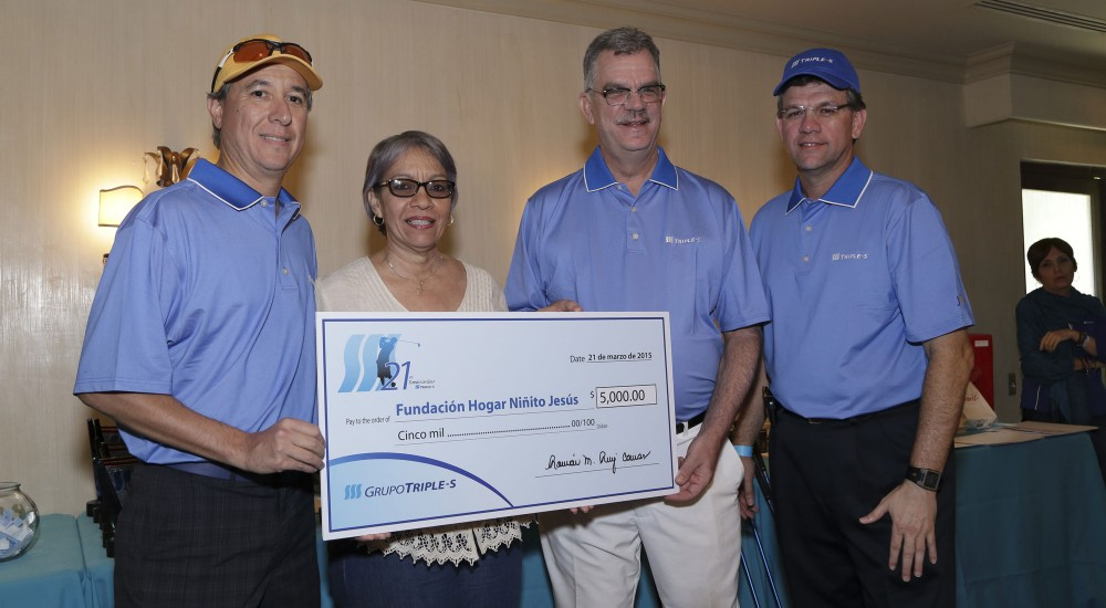 Triple-S Golf Tournament Raises $112,500 for Nine Institutions