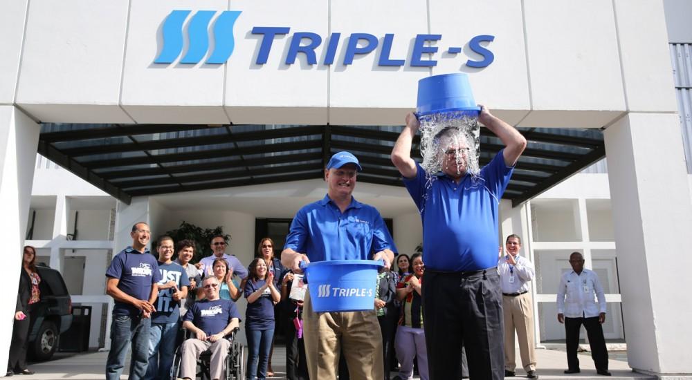 ALS Bucket Challenge