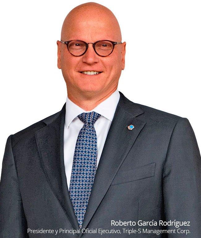 Roberto García Rodríguez - Presidente